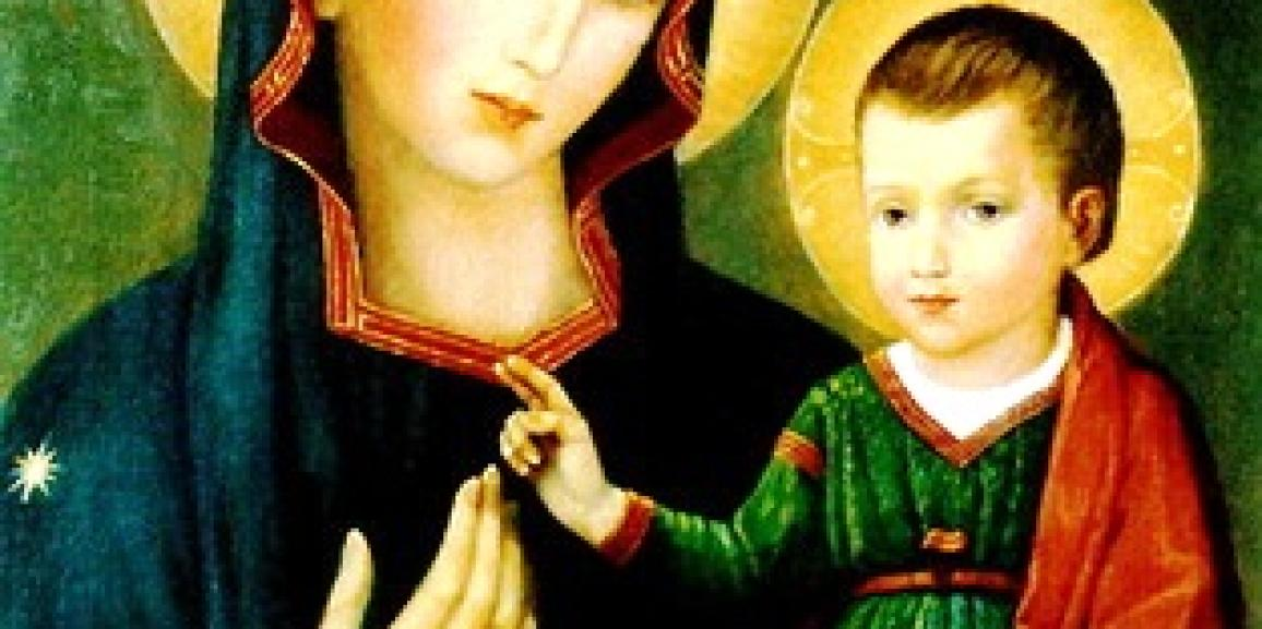 OUR LADY CONSOLATA